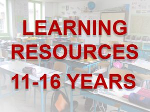 11-16 learning resources link button