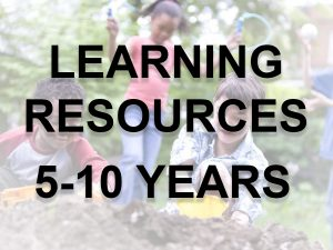 5 -10 learning resources link button