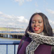 Abena at Erith Pier