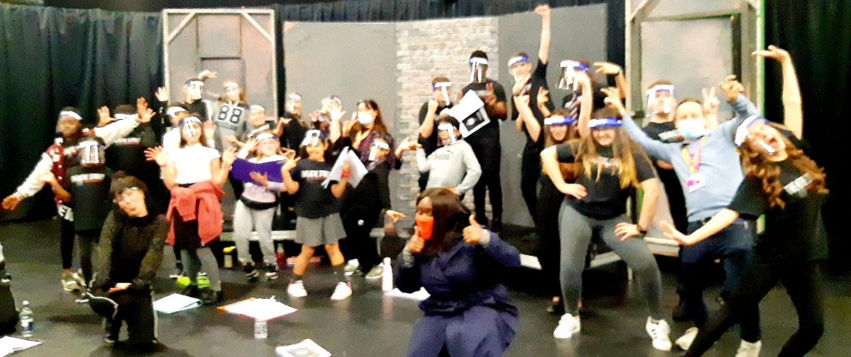 Theatre Street Dance Company Visit Small Business Saturday