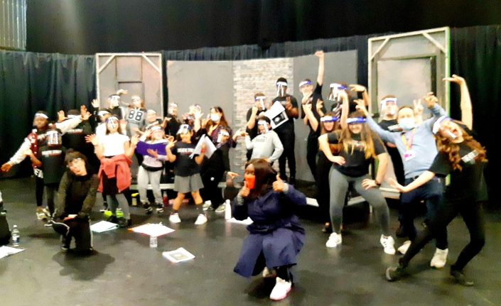 Theatre Street Dance Company Visit Small Business Saturday