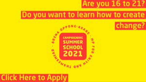 Are you 16 to 21? Do you want to learn how to create change? Click Here to Apply.